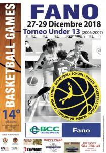 14° BCC BASKETBALL GAMES